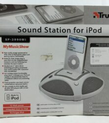 SAUND STATION FOR I POD