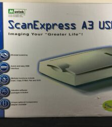 ScannExpress A3 USB SCANNER